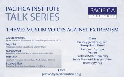 Muslim Voices Against Extremism