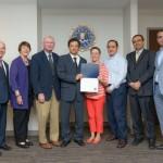 FBI San Diego Presents 2016 FBI Director's Community Leadership Award to Pacifica Institute