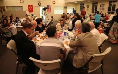Iftar Dinner with Temple Judea Synagogue