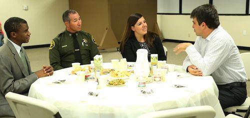 Law Enforcement Dinner