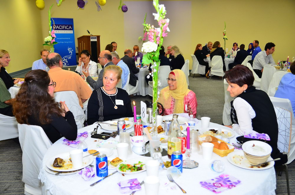 Pacifica San Diego Holds Ramadan Fast Breaking Dinner in Collaboration with the U.S. Attorney Office