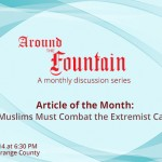 Around the Fountain: Muslims Must Combat the Extremist Cancer