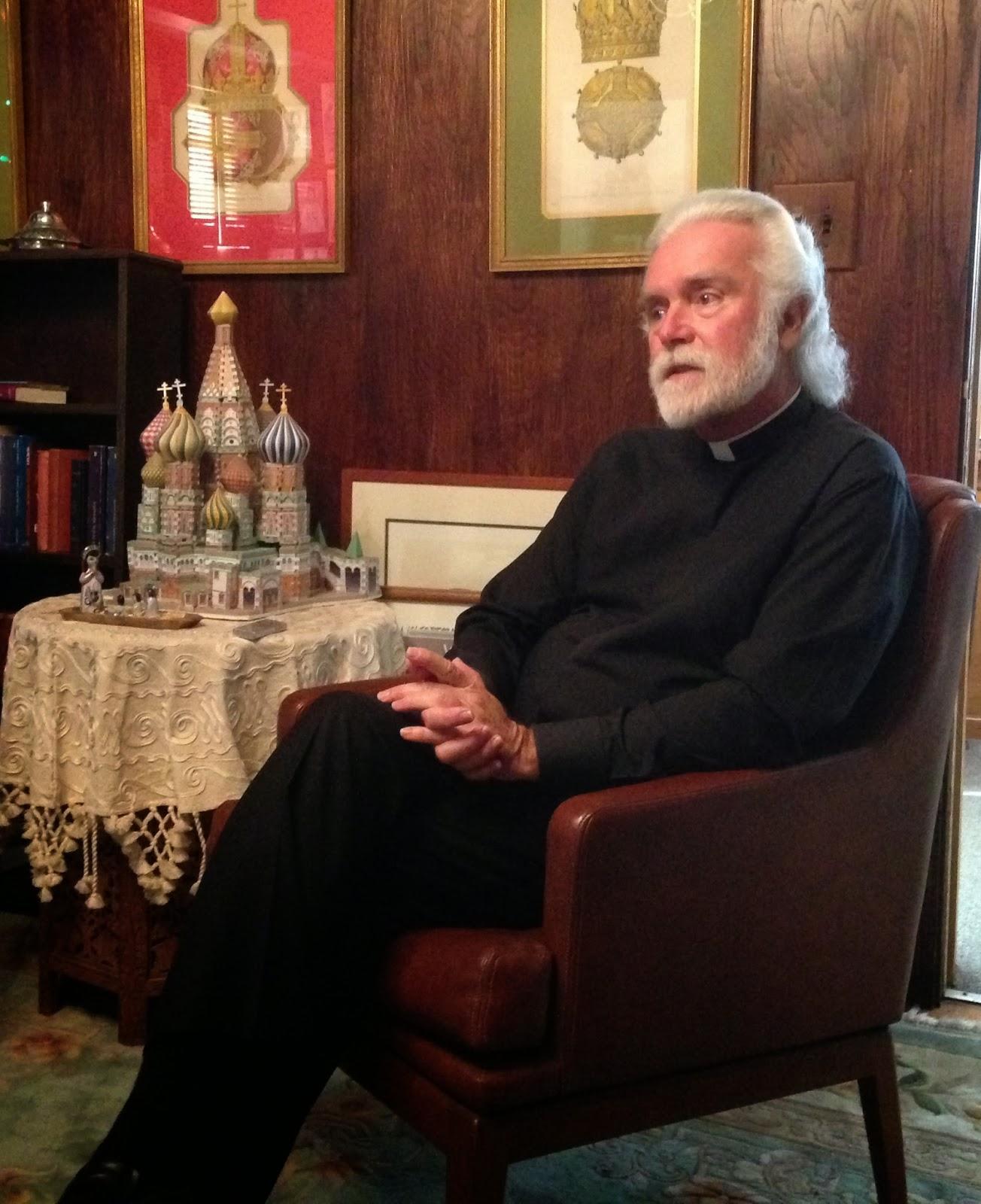Fr. ALexei Smith.