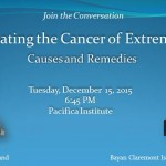Combating the Cancer of Extremism: Causes and Remedies