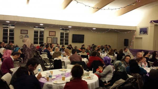 Pacifica SFV hosted Ashure Dinner to celebrate Unity within the community