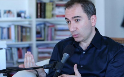 Journalist Mustafa Akyol's visit
