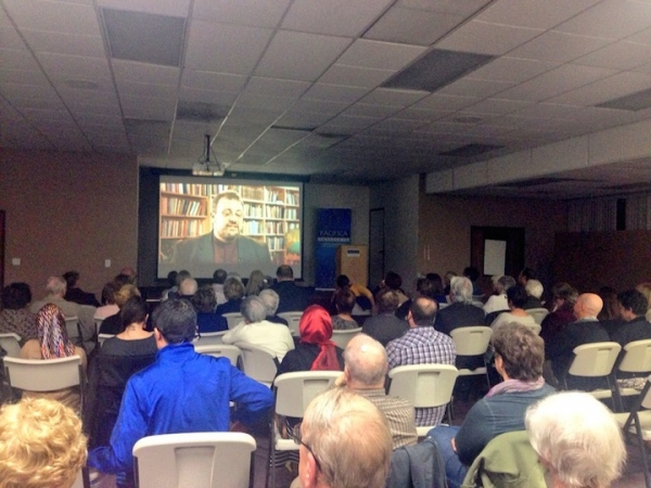 """""""In the Footsteps of Francis and the Sultan"""" screened at Pacifica OC"""