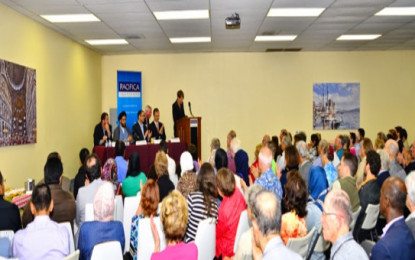 'Muslim Voices Against Extremism' panel was at Pacifica Institute San Diego