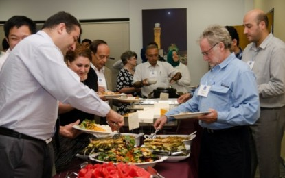 Pacifica, US Attorney Office, FBI and SDWAC collaboratively organized an Iftar Dinner