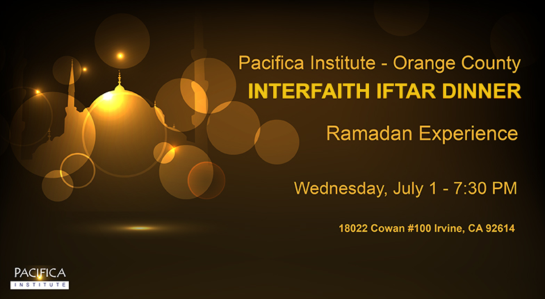 2nd Annual OC Interfaith Iftar Dinner
