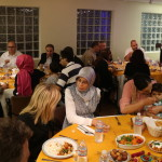 Pacifica LA hosted Law Enforcement Officers for Iftar Dinner