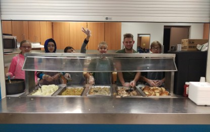 A Hizmet Thanksgiving by Talk in Action coordinated with Boys & Girls Clubs of Greater Salt Lake-Lied Club