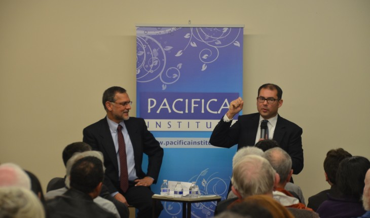 """Panel Discussion on """"Combating the Cancer of Extremism"""" at Pacifica Institute, Seattle"""