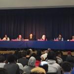 An Interfaith Panel at Gahr High School