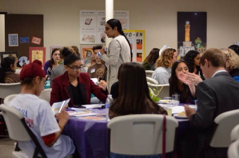 Interfaith Youth Fest in OC