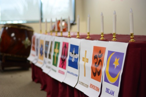 Interfaith festival for youth in OC