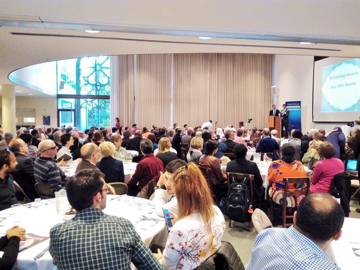 Diverse Faith Communities Met at Annual Interfaith Iftar Dinner in San Francisco