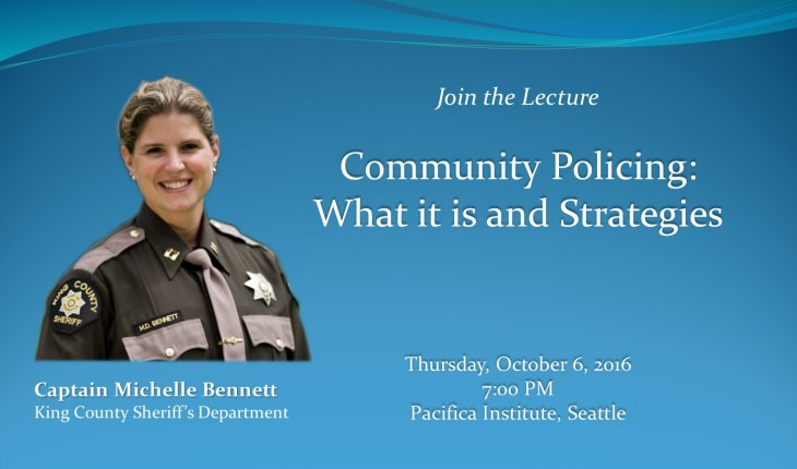 Community Policing:  What it is and Strategies