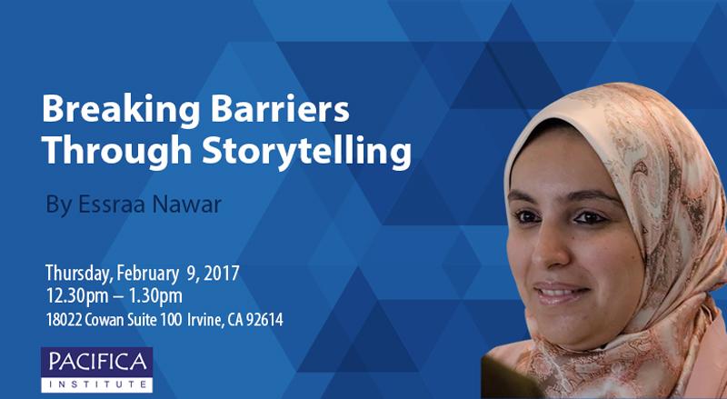Breaking Barriers Through Storytelling