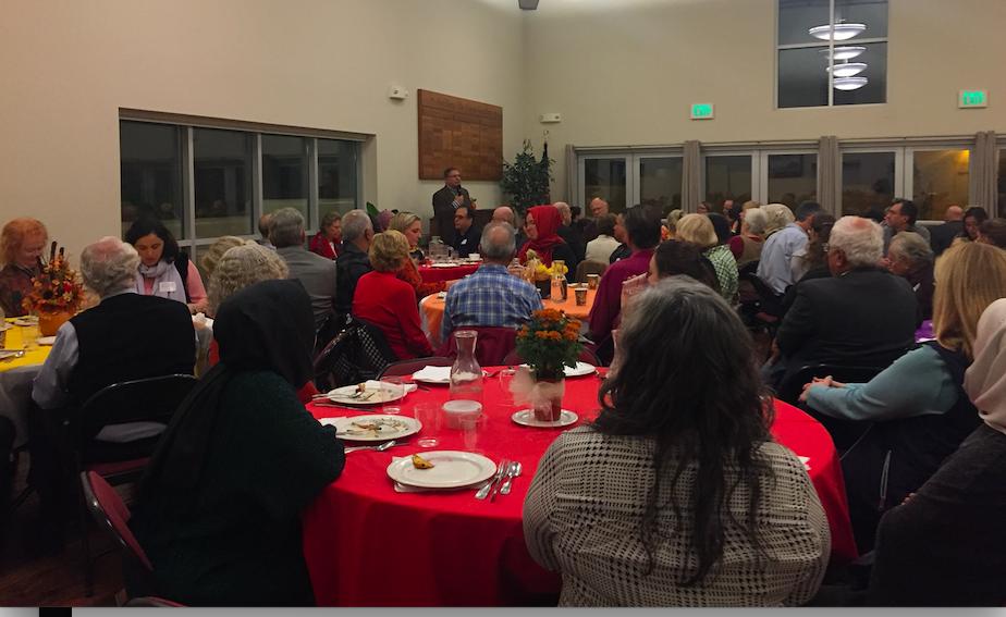 Interfaith Thanksgiving Dinner in Los Angeles