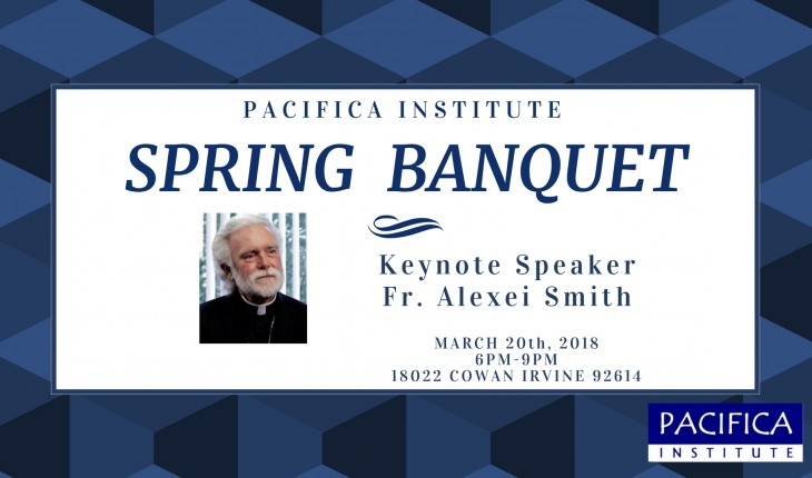 Pacifica Institute 2018 Spring Banquet