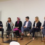 """Echoing """"Stop Hate, Spread Love"""" Messages at Interfaith Thanksgiving Dinner"""