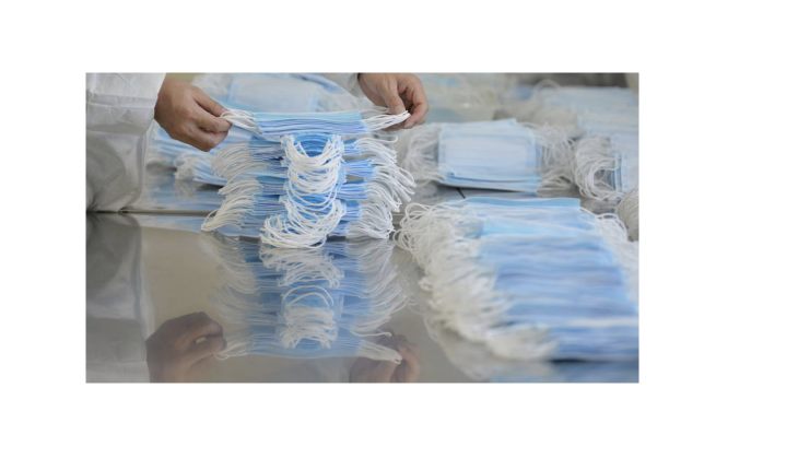 Pacifica has stable sources of masks and will obtain more homemade masks through our volunteers.